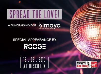 Spread the Love with himaya this Valentine
