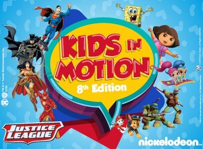 Kids in Motion 8th Edition