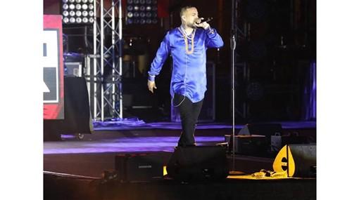 AMF-Akon FrenchMontana Amr Diab 22 Mar 19 (Fri) at LIFE PARK