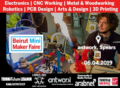 Beirut Mini Maker Faire