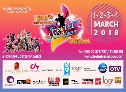 The 5th International Beirut Salsa Loca Festival