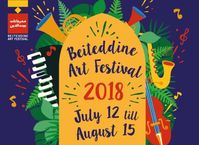 BEITEDDINE ART FESTIVAL 2018